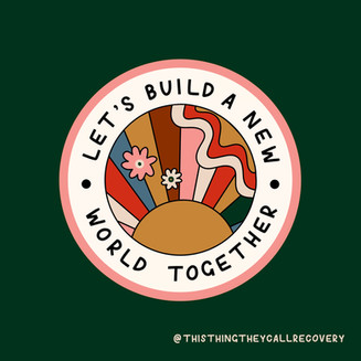 Let's Build A New World - This Thing The
