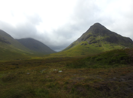 24th Birthday in the Highlands