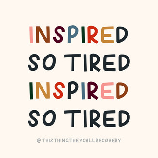 Inspired So Tired - This Thing They Call