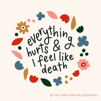 Everything Hurts - This Thing They Call