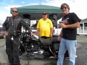 Uncle Rickey's Benefit Bike Show!