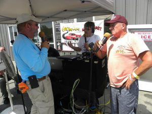 WVLT Broadcasts Live with the S.C.C.A. at NJ Motorsports Park!