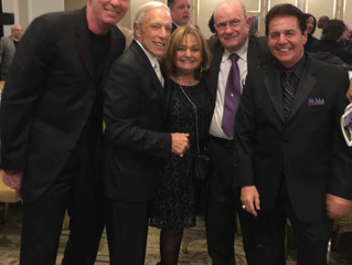 """The Broadcast Pioneers Name Jerry Blavat """"Man of the Year"""""""