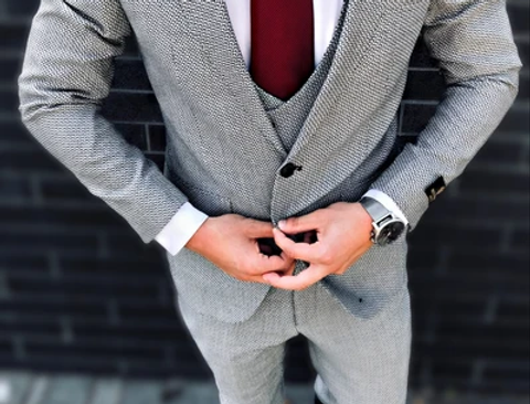 Anzug ( Dream Grey)