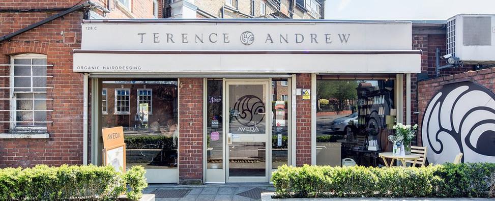 Terence Andrew Aveda Salon