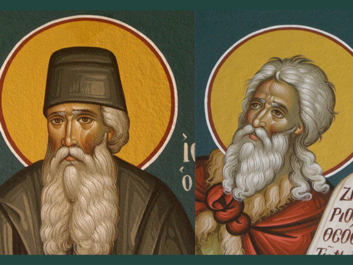 Pentecost Icons  are about the descent of Holy Spirit, why so few women in Byzantine icons?