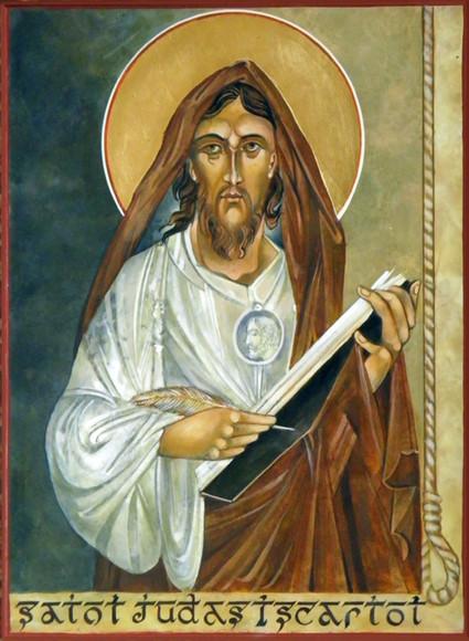 Judas Iscariot Icon