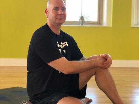 June, The Spine, and The Kriya for a Healthy Back: