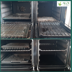 oven cleaning, ALOE cleaning