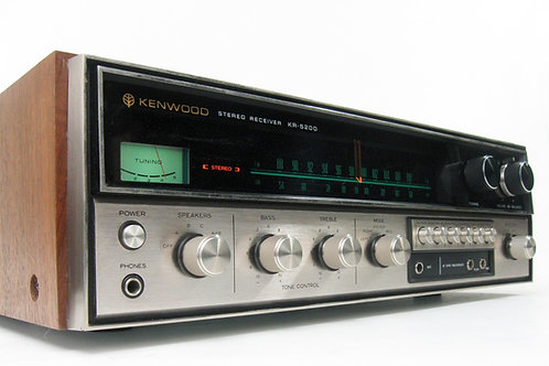 Kenwood KR-5200 Vintage Receiver