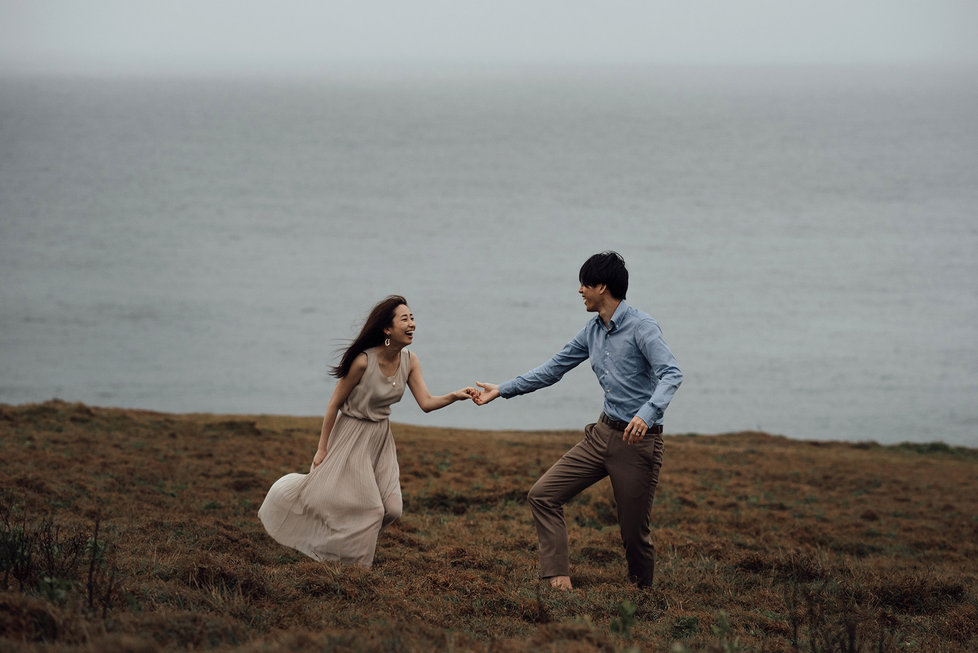 Byron Bay engagement photography