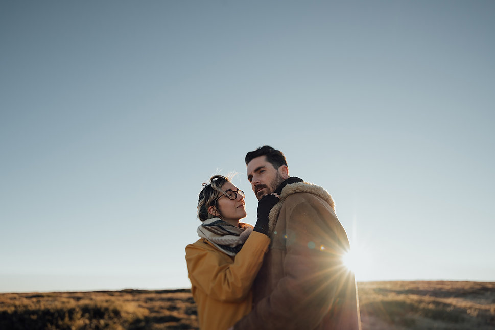 Lovers at Mount Hotham