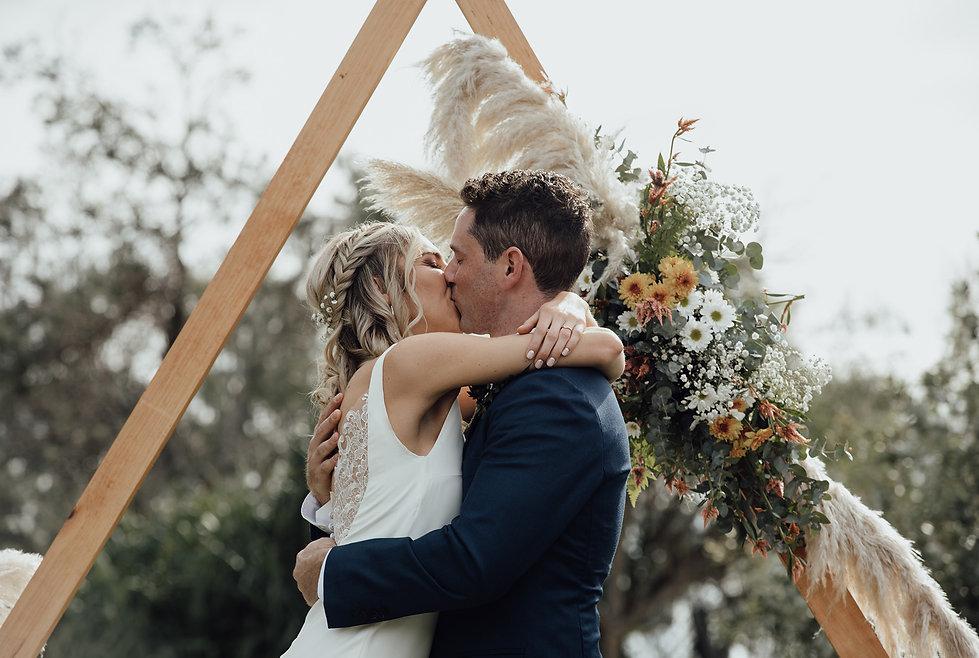 Kingscliff wedding