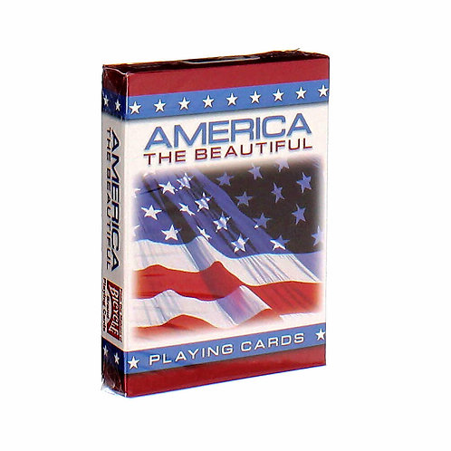 Карты Bicycle America The Beautiful