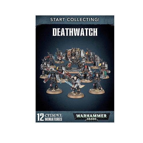 WARHAMMER 40000: Start Collecting! Deathwatch (Караул смерти)