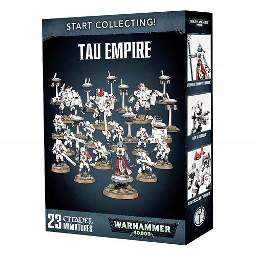 WARHAMMER 40000: Start Collecting! Tau Empire (Империя Тау)