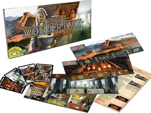 7 Чудес: Новые чудеса (7 Wonders: Wonder Pack, дополнение)