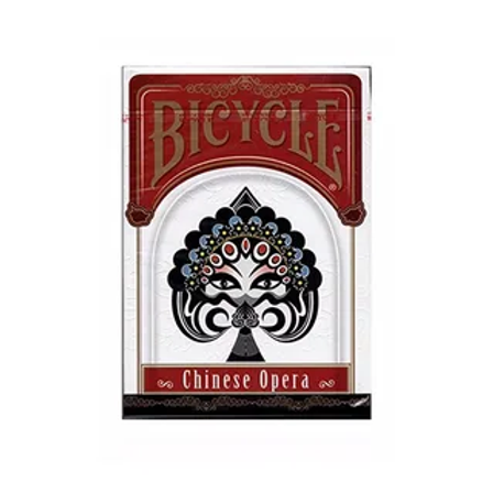 Карты Bicycle Chinese Opera