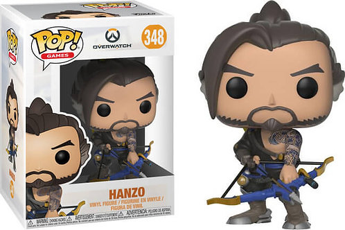 Фигурка Funko POP! Vinyl: Games: Overwatch S4: Hanzo