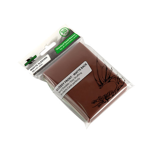 Протекторы Blackfire (50 шт) коричневые