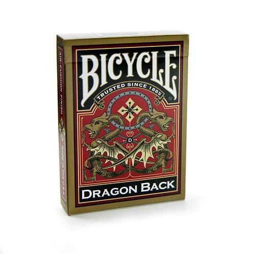 Карты Bicycle Dragon (золотые)