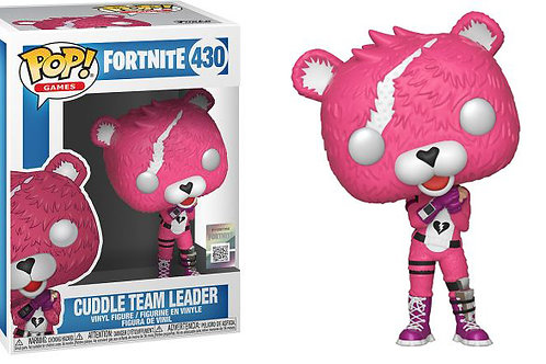 Фигурка Funko POP! Vinyl: Games: Fortnite: Cuddle Team Leader