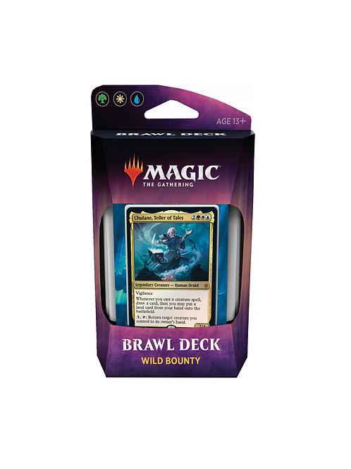 Throne of Eldraine: Brawl Deck: Wild Bounty