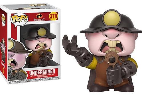 Фигурка Funko POP! Vinyl: Disney: Incredibles 2: Underminer