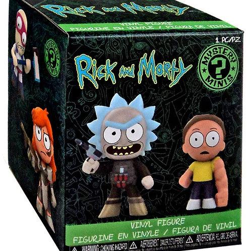 Фигурка Mystery Minis: Rick and Morty Series 2