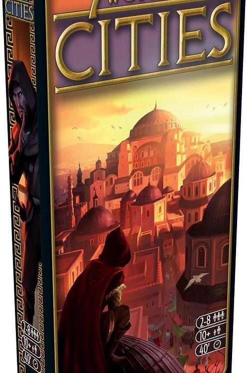 7 Чудес: Города (7 Wonders: Cities, дополнение)