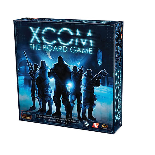 XCOM: The Board Game (Икс-КОМ)