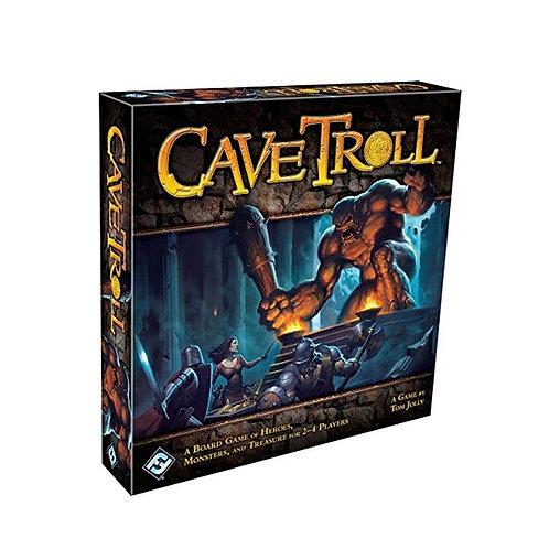 Cave Troll (Пещера Тролля)