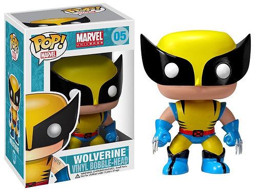 Фигурка Funko POP! Bobble: Marvel: Marvel Universe: Wolverine