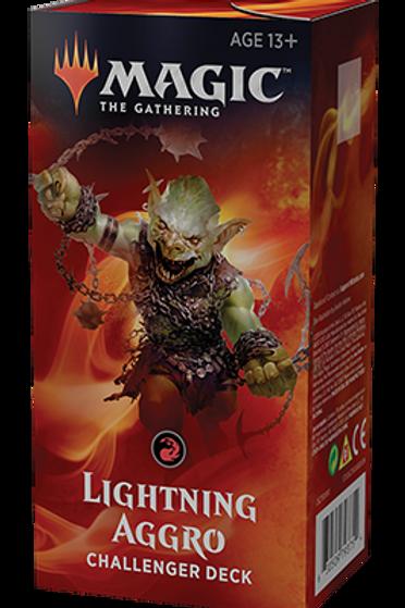 Lightning Aggro Challenger Deck 2019