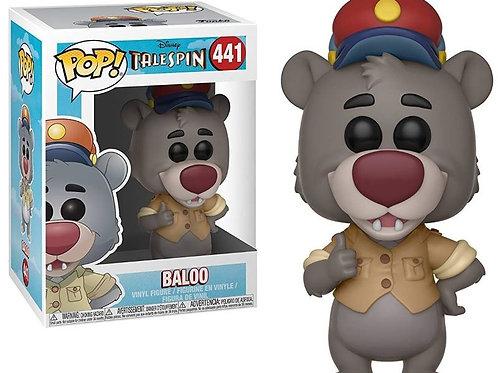 Фигурка Funko POP! Vinyl: Disney: TaleSpin: Baloo