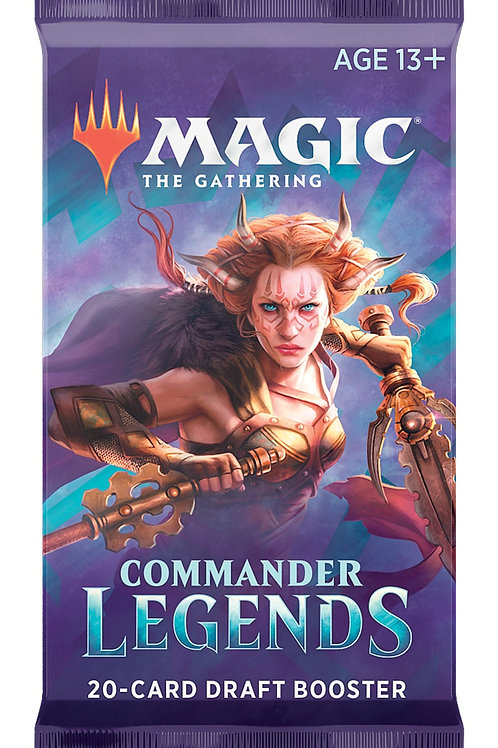 Commander Legends: Бустер