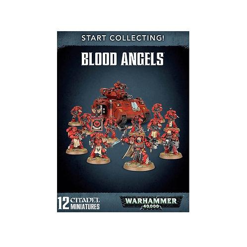 WARHAMMER 40000: Start Collecting! Blood Angels (Кровавые Ангелы)