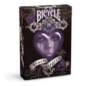 Карты Bicycle Anne Stokes Dark Hearts