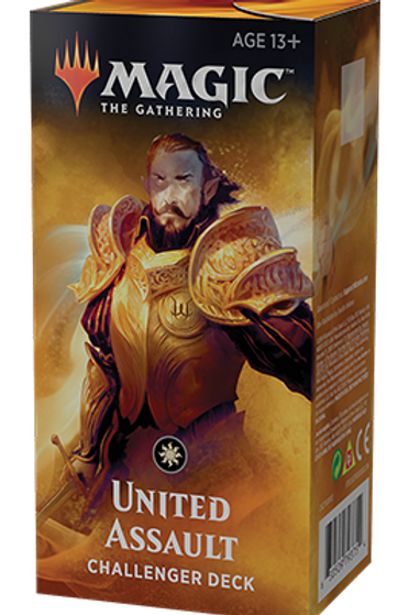 United Assault Challenger Deck 2019