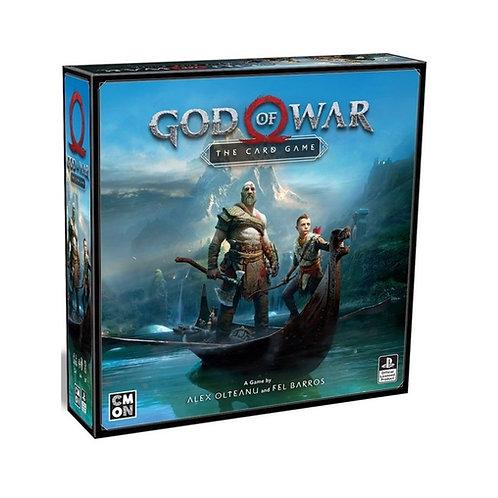 God of War. Карточная игра