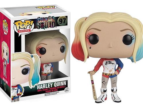 Реплика Funko POP! DC: Suicide Squad: Harley Quinn 97