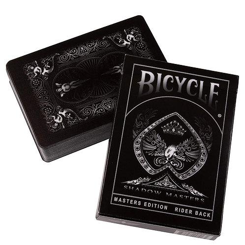 Карты Bicycle Shadow Masters