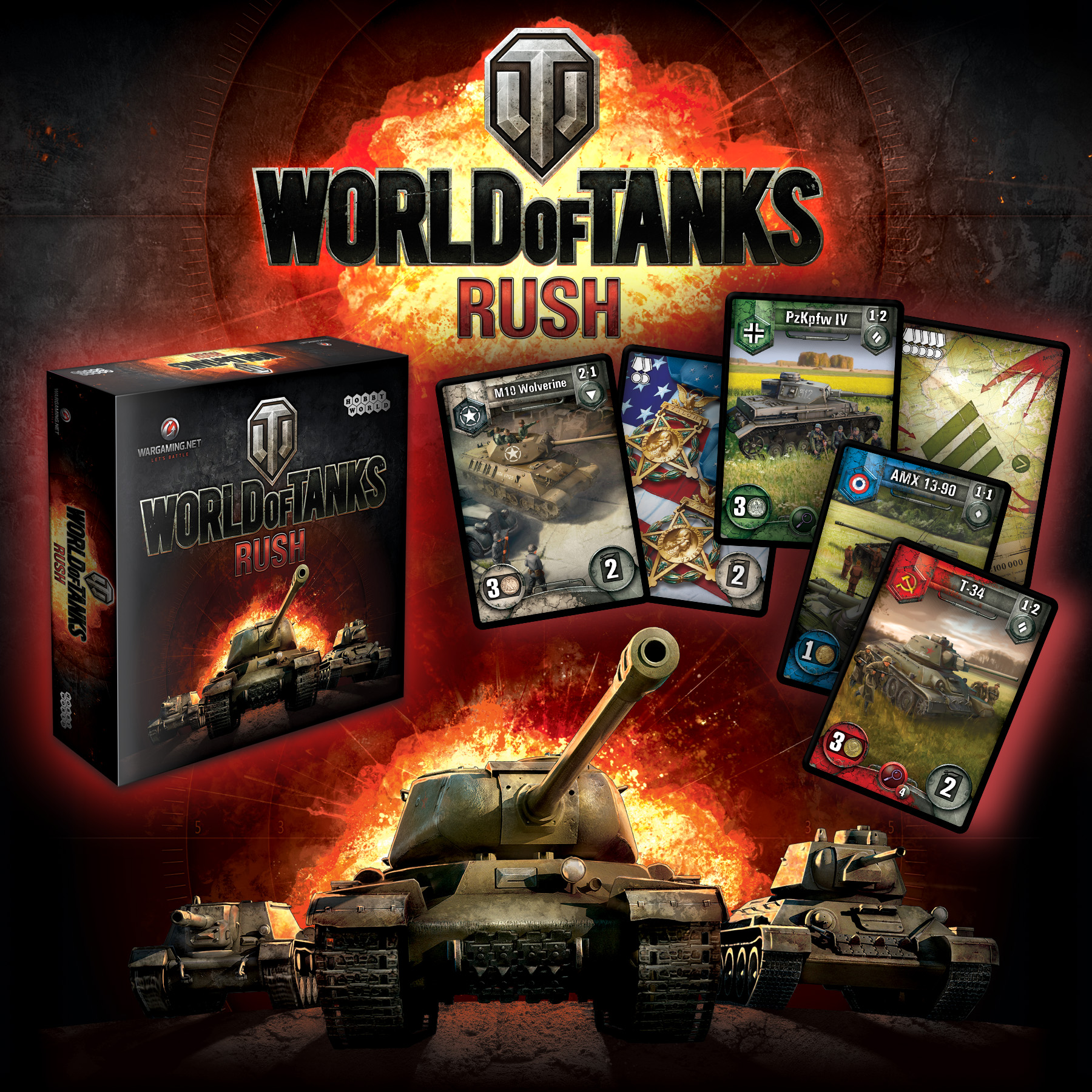World of Tanks Rush - Off-Topic - World of Tanks official forum