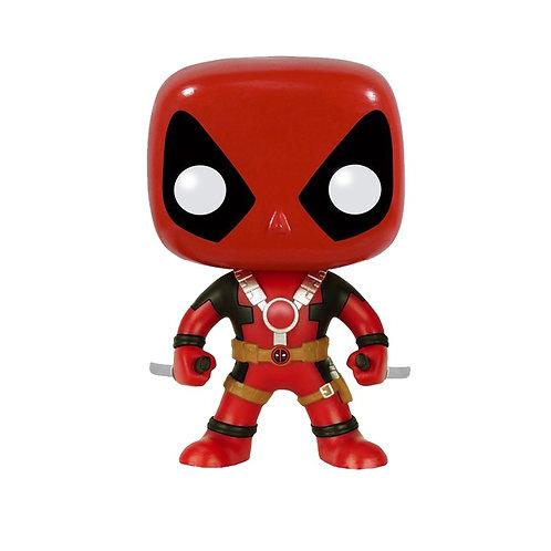 """Фигурка Funko POP! Bobble: Marvel: Deadpool: 10"""" Deadpool Two Swords"""