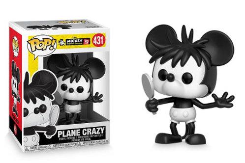 Фигурка Funko POP! Vinyl: Disney: Mickey's 90th: Plane Crazy