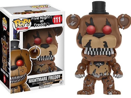 Фигурка Funko POP! Vinyl: Games: FNAF: Nightmare Freddy