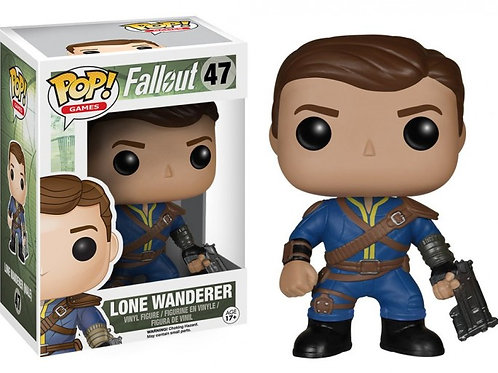 Реплика Funko POP! Games: Fallout: Lone Wanderer 47