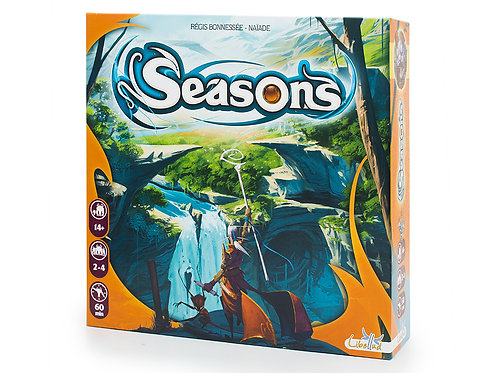 Seasons (на английском языке)