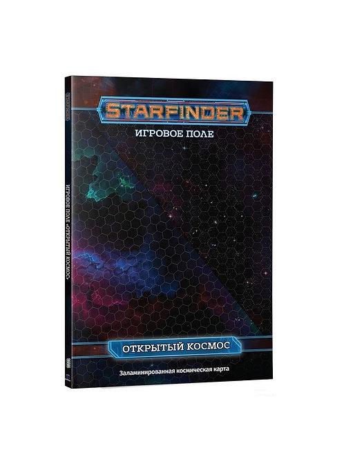 """Starfinder. НРИ. Игровое поле """"Открытый космос"""""""