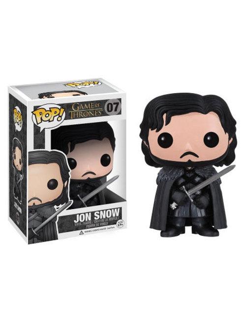Фигурка Funko POP! Vinyl: Game of Thrones: Jon Snow 07